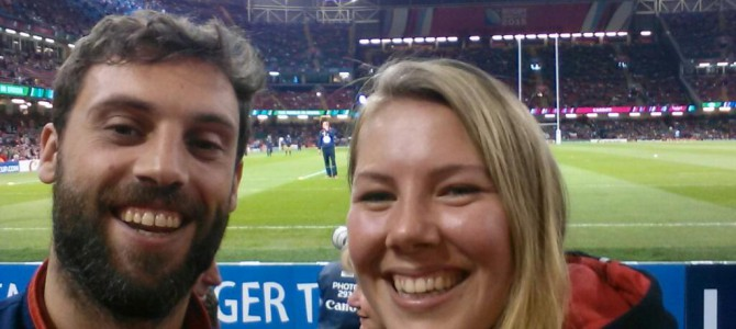 The highs and lows of the 2015 rugby world cup